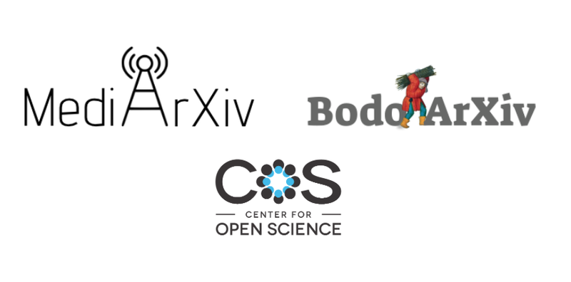 The Center for Open Science, MediArXiv, and BodoArXiv Launch Branded Preprint Services in the Humanities